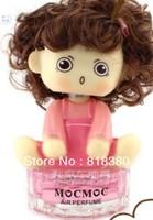 Auto supplies saw doll perfume seat car decoration car air freshener bottle shook his head doll free shipping