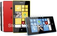 Hot cheap phone unlocked original Nokia Lumia 520 windows wifi 3G 8MP. camera TouchScreen GPS smart  refurbished  mobile phones