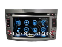 Car DVD GPS for Subaru Outback support RDS ipod TV bluetooth 3G USB HOST