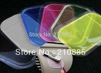 Free shipping 6000pcs/lot anti slip mat,sticky pad, anti slip Pad for car for phone slip mat sticky pad Washable