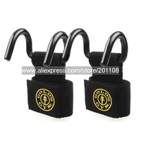 RK065A Training Gym Grips Straps Gloves Wrist Support LiftWeight Lifting Hook