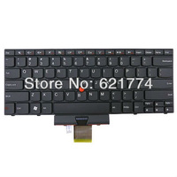 New Black Replacement Laptop Keyboard for 13.3 inch Lenovo IBM Thinkpad Edge 13 E30 E31 Series Notebook US Layout Free Shipping