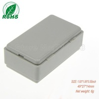 XDP04-25 small plastic enclosure for electronic 49mm*27mm*14mm