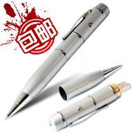Laser pen usb flash drive pen usb flash drive multifunctional usb flash drive 16g business gift usb flash drive personalized