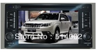 Car GPS DVD for Subaru Forester support 3G USB HOST 1080p HD