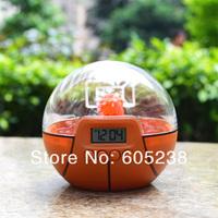 Basket Ball Game Alarm Clock / Basketball Shooting Clock Free shipping