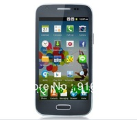 "mini  S4 i9500 9500  Android  Smart Phone 4.0"" capacitive screen 1.0Ghz WIFI dual sim mobile phone Free shipping"