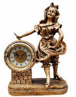 Clock bicycle classical fashion clock decoration