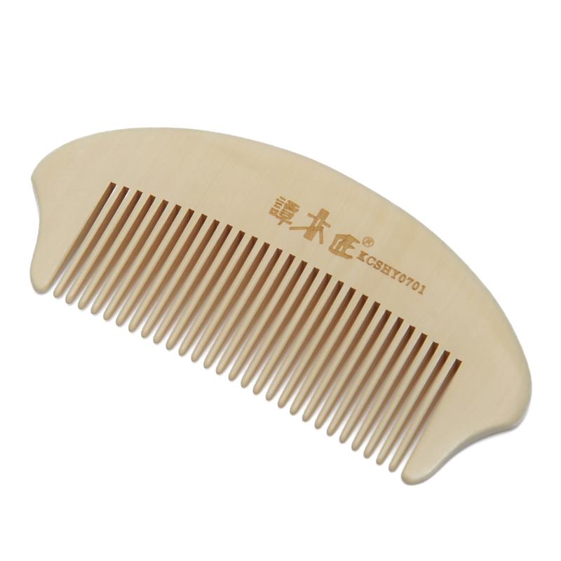Sherbin kcshy0701 natural water wooden comb massage comb wooden comb(China (Mainland))