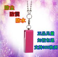 8gu plate metal rotate usb flash drive usb flash drive 8g gift logo