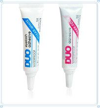 2014 Hot Free Shipping 1PCS  DUO Water Proof False Eyelash Adhesive Eyelash  Glue Dark White(China (Mainland))
