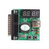 UN2F 4-Digit PC Analyzer Motherboard Diagnostic Tester USB Post Test Card