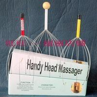 Head massage device manual massage device head massage device