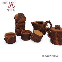 Yixing teapot set kung fu tea set quality gift