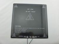 1PC Black  RepRap 3D Printer PCB Heatbed MK2a heated heat bed For Prusa & Mendel