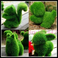 Artificial grass small animal decorations plant decoration plant crafts