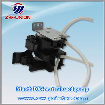 Mutoh dx4 ecosolvent pump