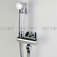 Toilet Flusher Bidet Sprayer Set Handle Enhanced pressure Shower head and Faucet 15301S