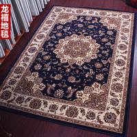 Classic handmade wool carpet fashion sofa coffee table short thickening carpet