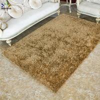 Dongsheng living room carpet long hair sofa coffee table carpet modern brief