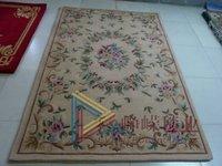Noble handmade wool carpet coffee table sofa 3