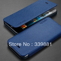 Luxury Spigen SGP Ultra Flip Leather Cover Slip design Premium Case For iPhone 5 5g free shipping
