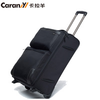 Kalayang luggage trolley travel bag luggage wheels c8255 universal
