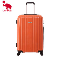New arrival OIWAS trolley luggage pc universal wheels trolley travel bag 20 24 28 travel box 6089