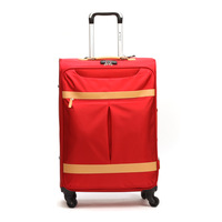Beverly hills polo club polo universal wheels trolley luggage bag travel bag luggage