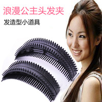 2013 free shipping Hot-selling fluffy princess head hair maker increased device props hairpin