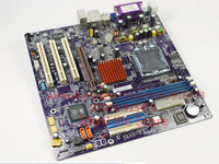 Lenovo motherboard SIS661 SIS661FX-M7 775 DDR memory interface integrated network   free shipping