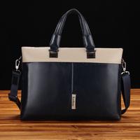 men's briefcases a4 bag,leather handbags,2013 fashion vintage men shoulder bag,brands tiding men document bag,z137