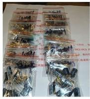 120pcs 12 Value Aluminum Electrolytic Capacitor Radial,free shipping.