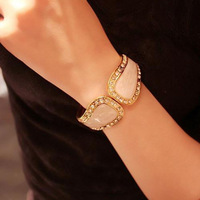 exquisite accessories fashion vintage enamel solid color luxury elegant bracelet