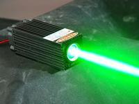 532nm 60mw coarse - - laser column - high power green laser components - green