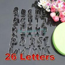 wholesale fondant cutter letters