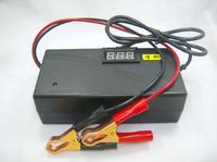 Digital 12v20a high power car motorcycle battery pulse charger repair