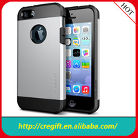 housing bags case cover for iphone5/5s,tough armor for iPhone 5 with all the colours for choose