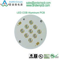 Custom led pcb aluminum plate pcb