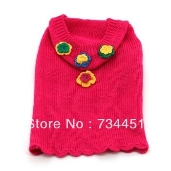 Puppy Sweater Dog Coat Winter Fashions, WONPET / PS001