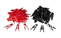 50pieces plastic clips, clothes peg