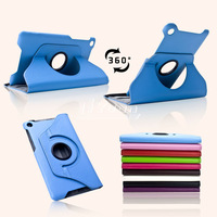 For Google Nexus 7 2013 Case ,360 Rotating Leather Stand Cover Case For Google Nexus 7 ii 2nd 1pcs Free Postage