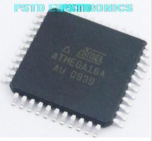 ATMEGA16A-AU  ATMEL 8-bit Microcontroller with 16K Bytes In-System Programmable Flash