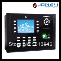 Professional ZKsoftware 3.5 Inch TCP/IP, RS232/485, Built-in USB Port Time Attendance And Access Control Fingerprint Device