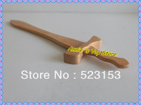 FREE SHIPPING High quality Wooden toy sword performance props cherry wood sword wool peach wood sword series