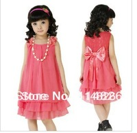 2013 Hanbok  Child Summer Dress One-piece Tutu Baby Clothes  Chiffon Tutus Dresses  Girls Clothing Princess Dress