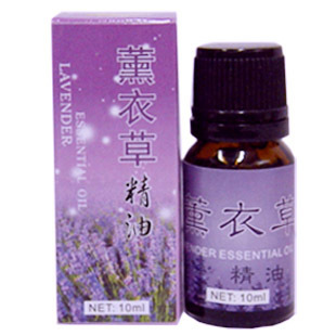 Free shipping Lavender essential oil 10ml speckle dispel scar massage essential oil open back oil sleeping