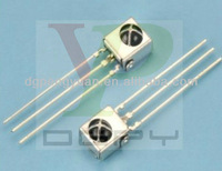 Anti-interference 38KHz ir receiver 940nm 850nm infrared transmission 2.5-5.5V