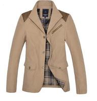2013  Men's Korean Style Blazer Fashionable & Casual Outwear for Autumn & Autumn Free Shipping Wholesale MWX046