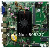 Support 24 bit  LVDS  1920 * 1080 HD  Motherboard E-N68AM